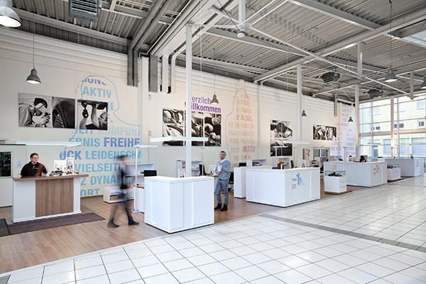 Leinwanddruck auf Galerierahmen Graf Hardenberg